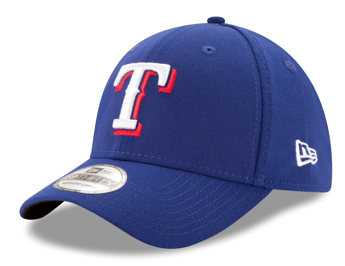 Texas Rangers New Era MLB 39THIRTY Team Classic Flex Fit Hat