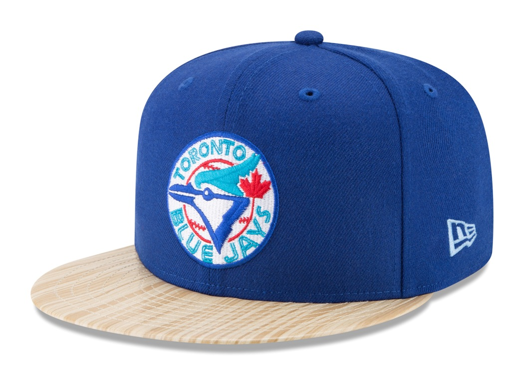 "Toronto Blue Jays New Era 9FIFTY MLB Cooperstown ""1987 Topps"" Snapback Hat"