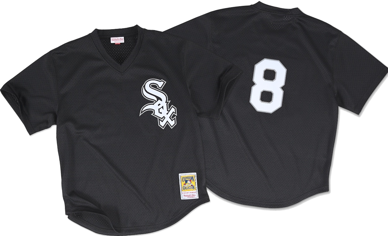 Bo Jackson Chicago White Sox MLB Mitchell & Ness Authentic 1993 BP Jersey