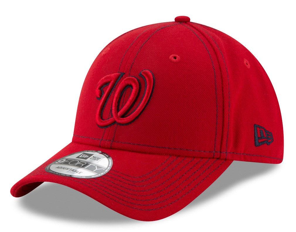 "Washington Nationals New Era 9Forty MLB ""The League Class"" Adjustable Hat"