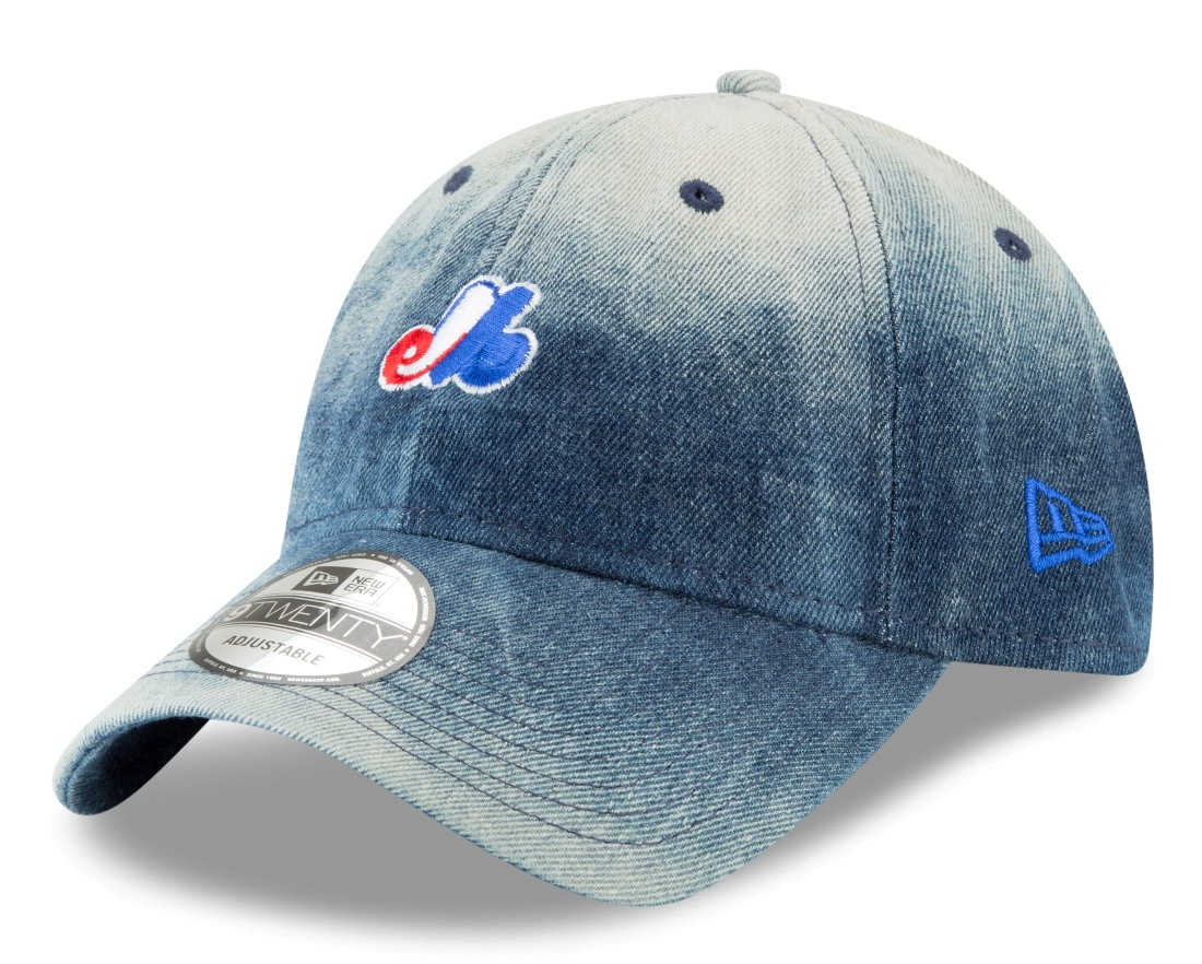 pretty nice 419db 8467e Montreal Expos New Era MLB 9Twenty Cooperstown
