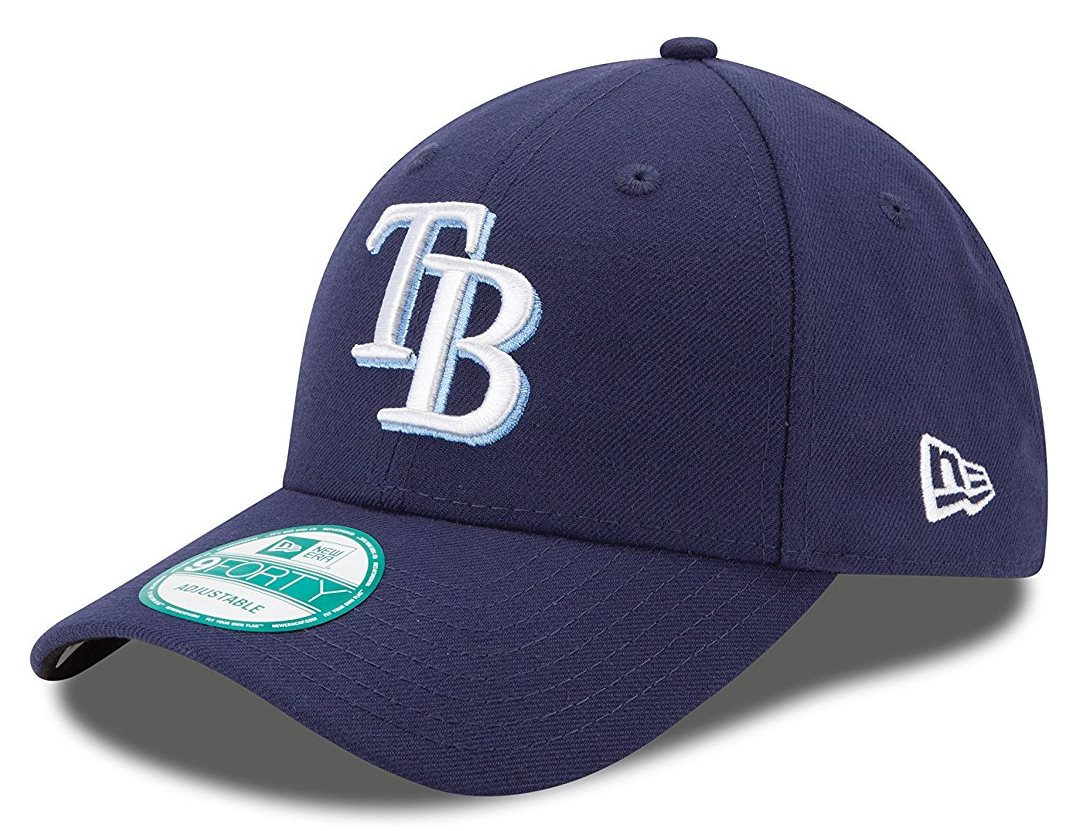 quality design 11c94 10cd0 Tampa Bay Rays New Era Youth MLB 9Forty