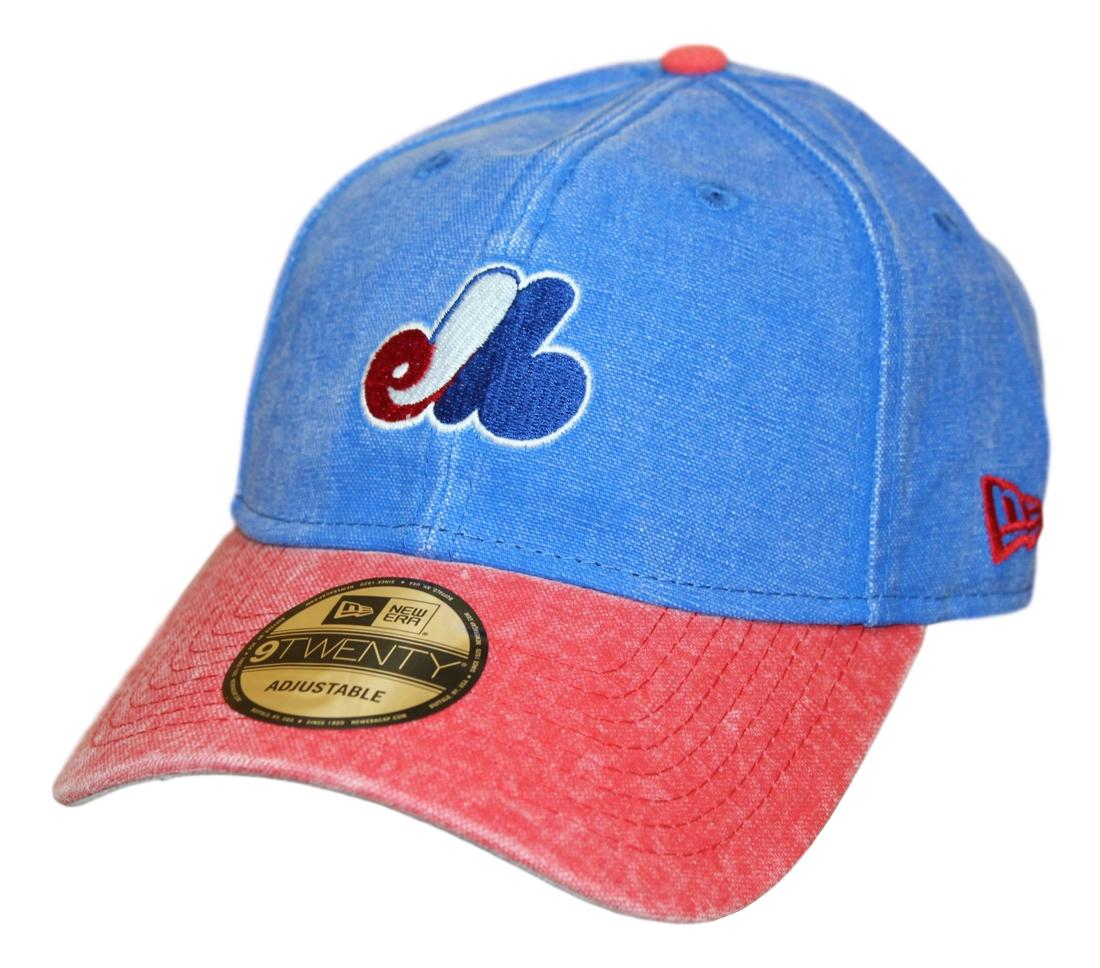 wholesale dealer 5c93d baf62 Montreal Expos New Era MLB 9Twenty Cooperstown