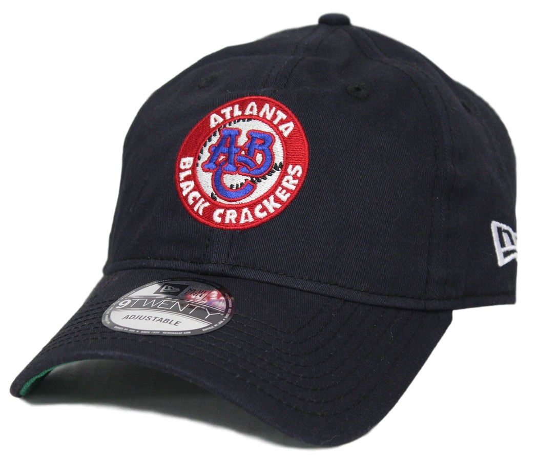 save off 7fe98 62fa8 Atlanta Black Crackers New Era 9Twenty Negro League Core Classic Adjustable  Hat