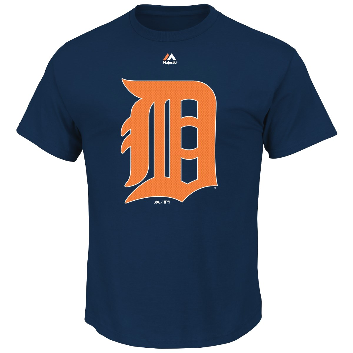 "Detroit Tigers Majestic MLB ""Skills Test"" Cool Base Synthetic T-Shirt"