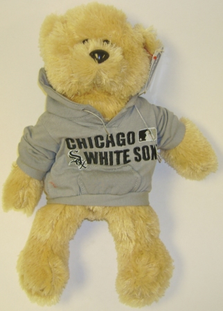 Chicago White Sox MLB Large 14'' Plush Bear