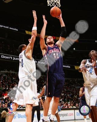 Brook Lopez New Jersey Nets 8x10 Photo