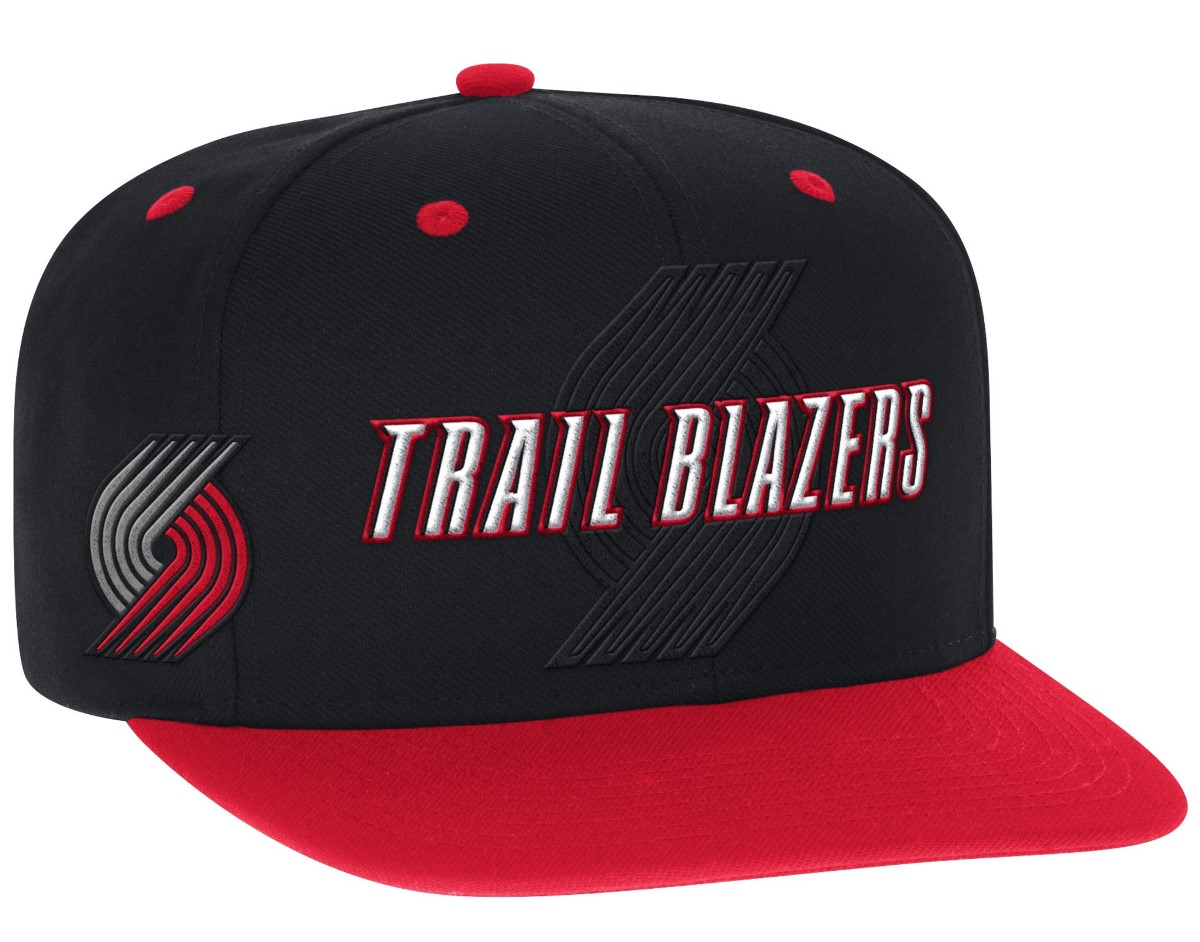 Portland Trail Blazers Adidas 2016 NBA Draft Day Authentic Snap Back Hat