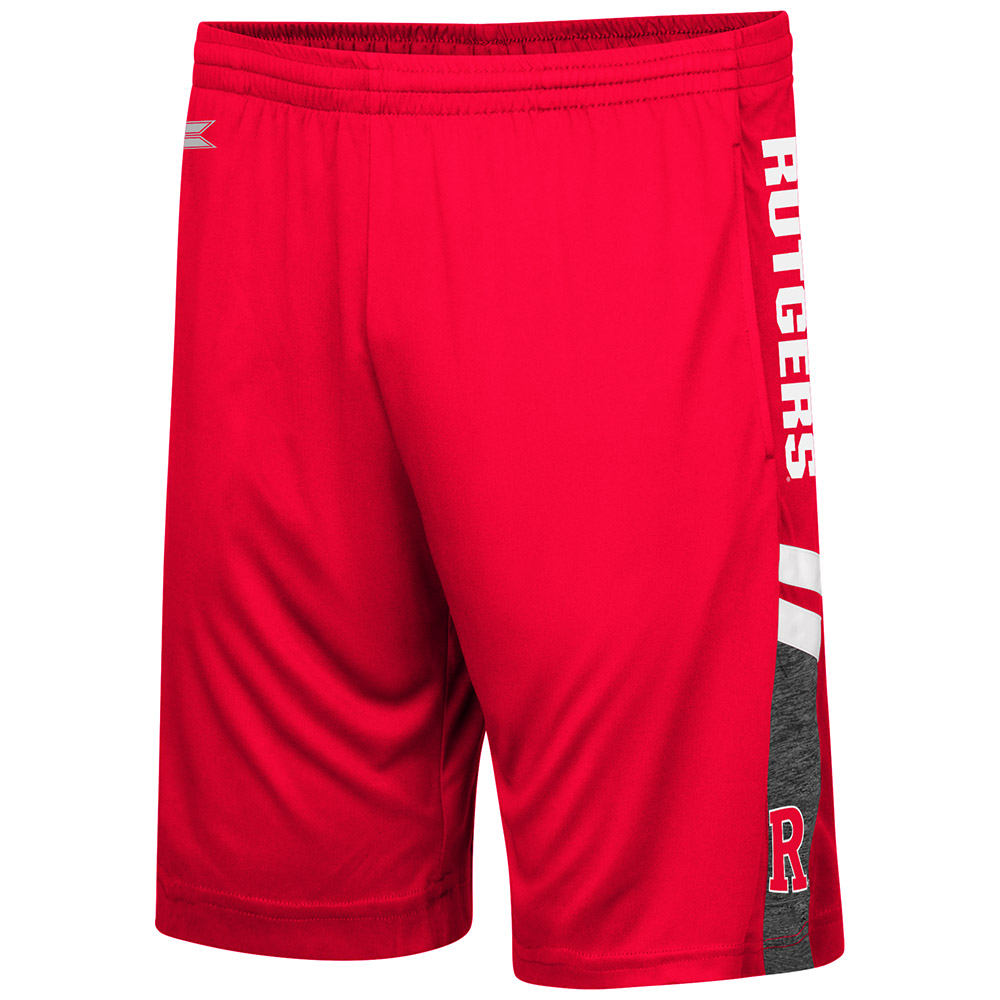 "Rutgers Scarlet Knights NCAA ""Perfect Season"" Men's Training Shorts"