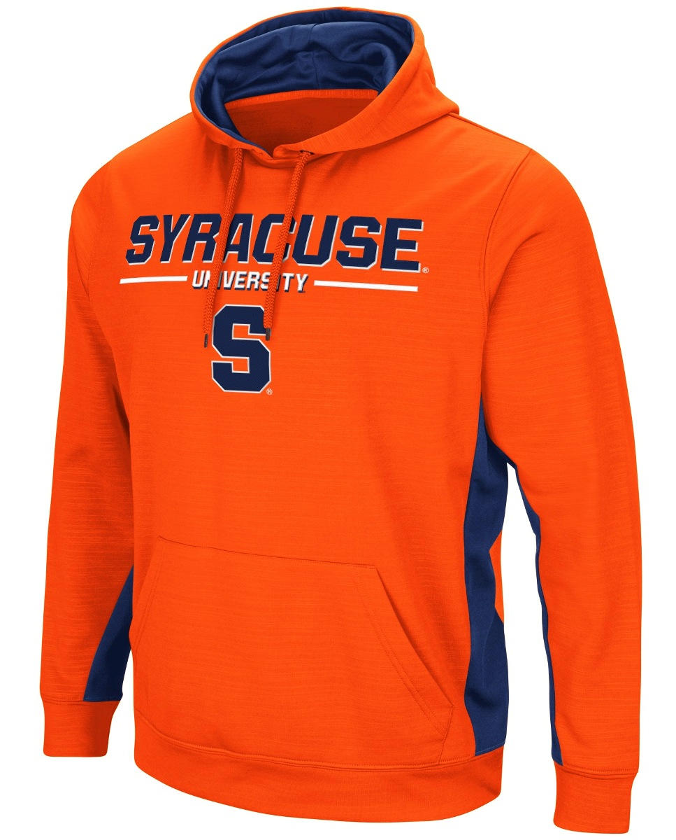 "Syracuse Orange NCAA ""Big Upset"" Men's Pullover Hooded Sweatshirt"