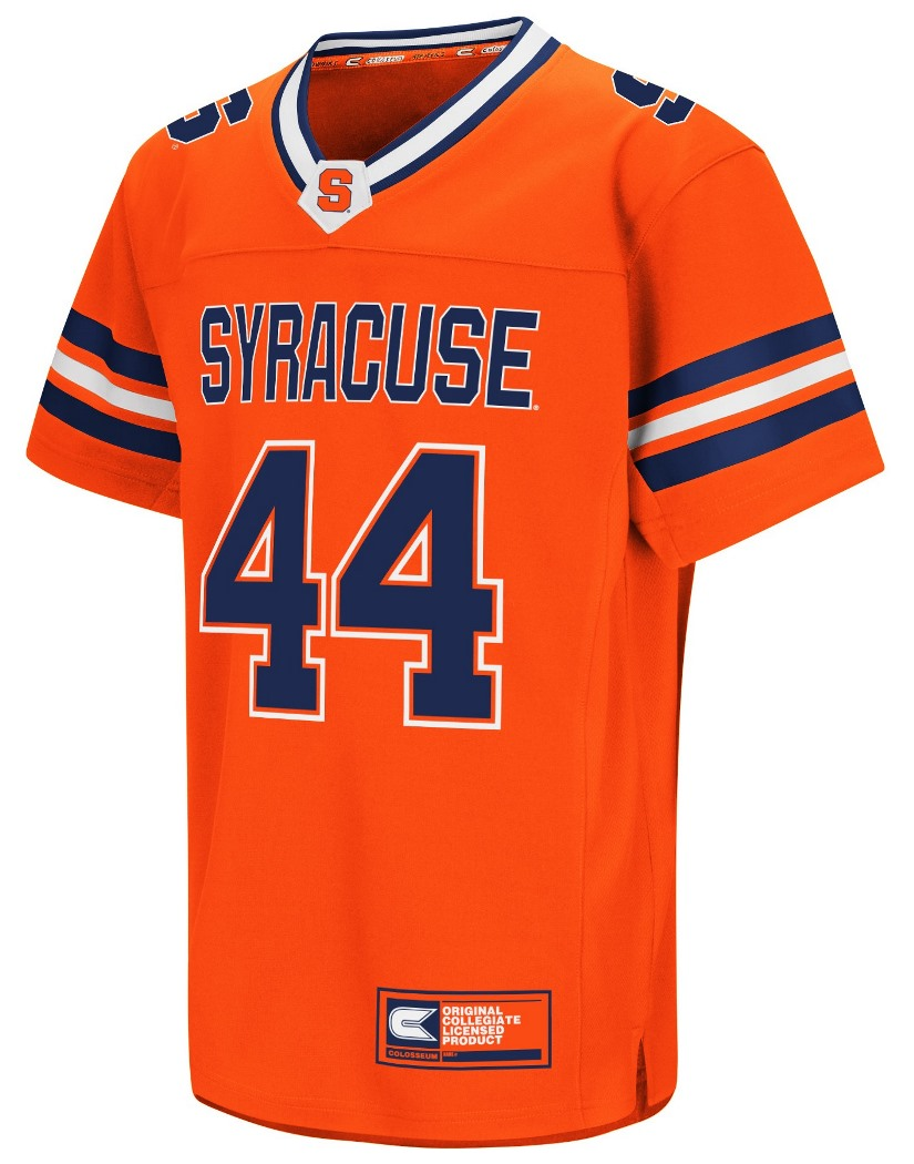 "Syracuse Orange NCAA ""Hail Mary Pass"" Youth Football Jersey"
