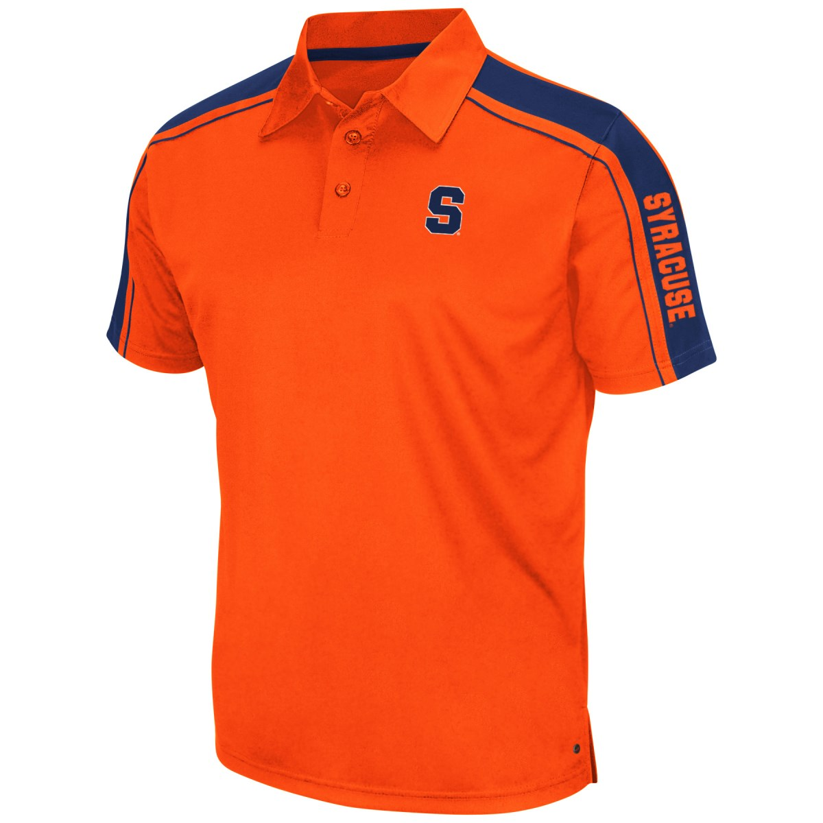 "Syracuse Orange NCAA ""Condor"" Men's Performance Polo Shirt"