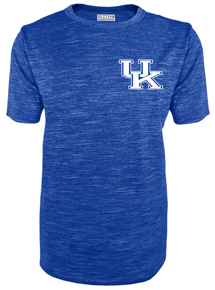 "Kentucky Wildcats Majestic NCAA ""Without Walls"" Performance T-Shirt"