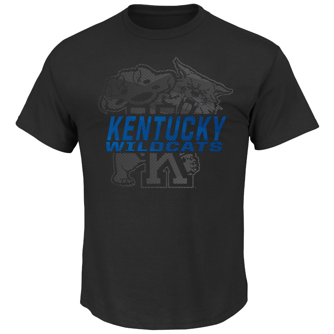 "Kentucky Wildcats Majestic NCAA ""Greatness"" Short Sleeve Men's T-Shirt"