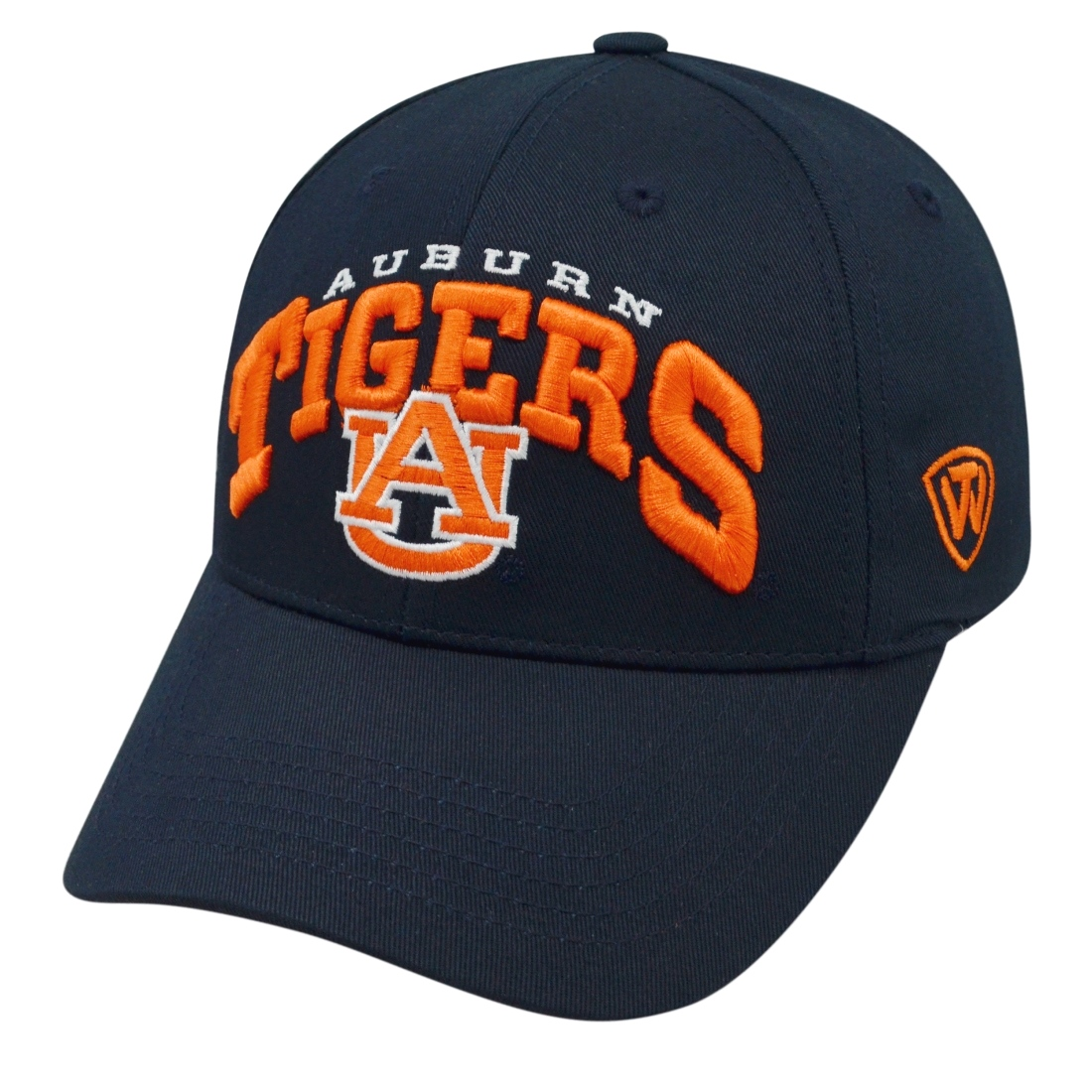 "Auburn Tigers Men's NCAA Top of the World ""WHIZ"" Adjustable Hat"