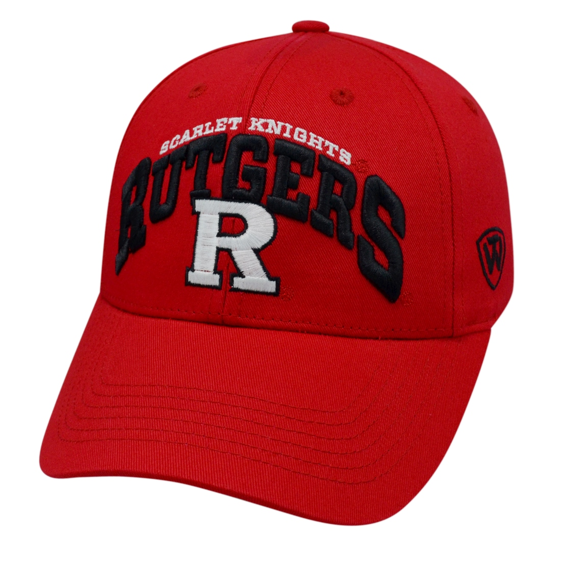 "Rutgers Scarlet Knights Men's NCAA Top of the World ""WHIZ"" Adjustable Hat"