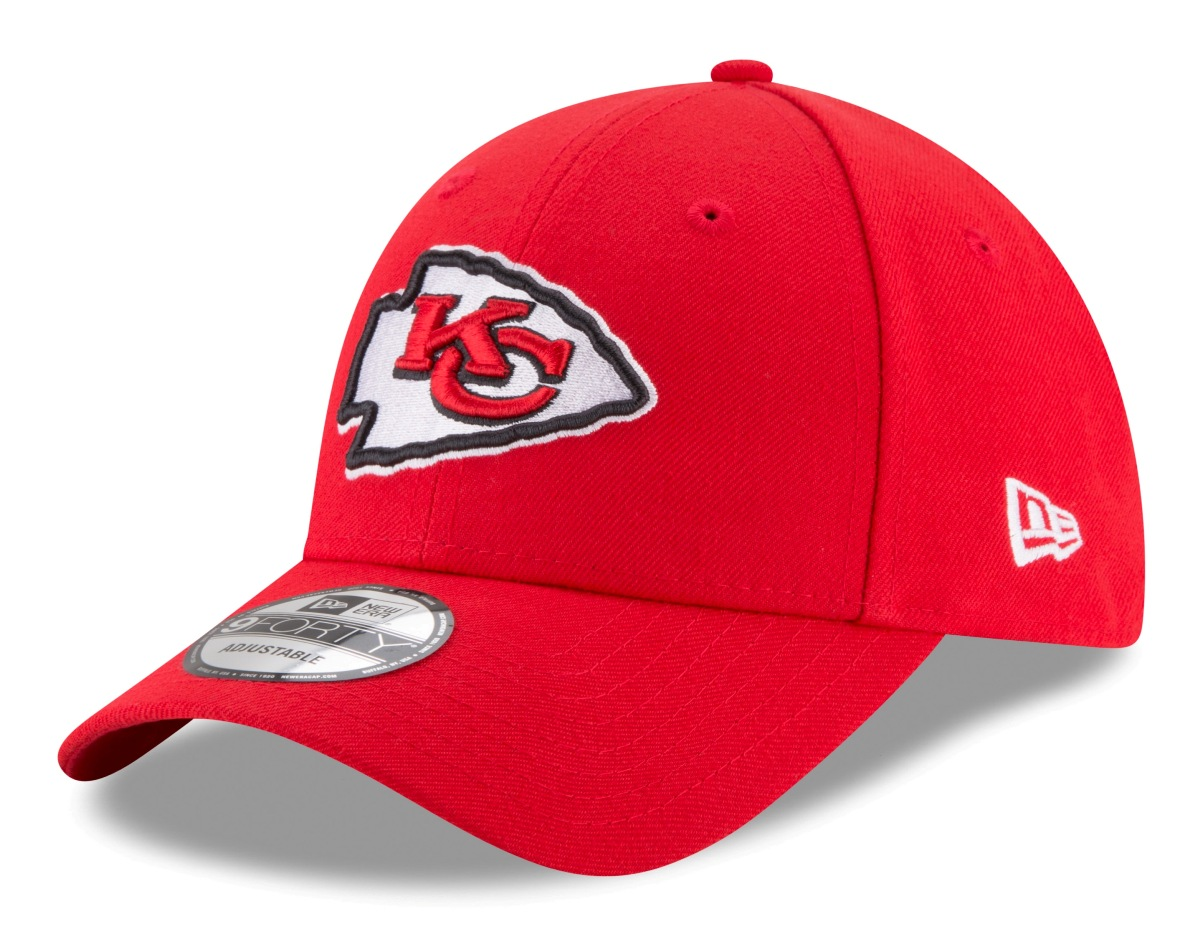 Kansas City Chiefs New Era 9Forty NFL The League Adjustable Hat - Red