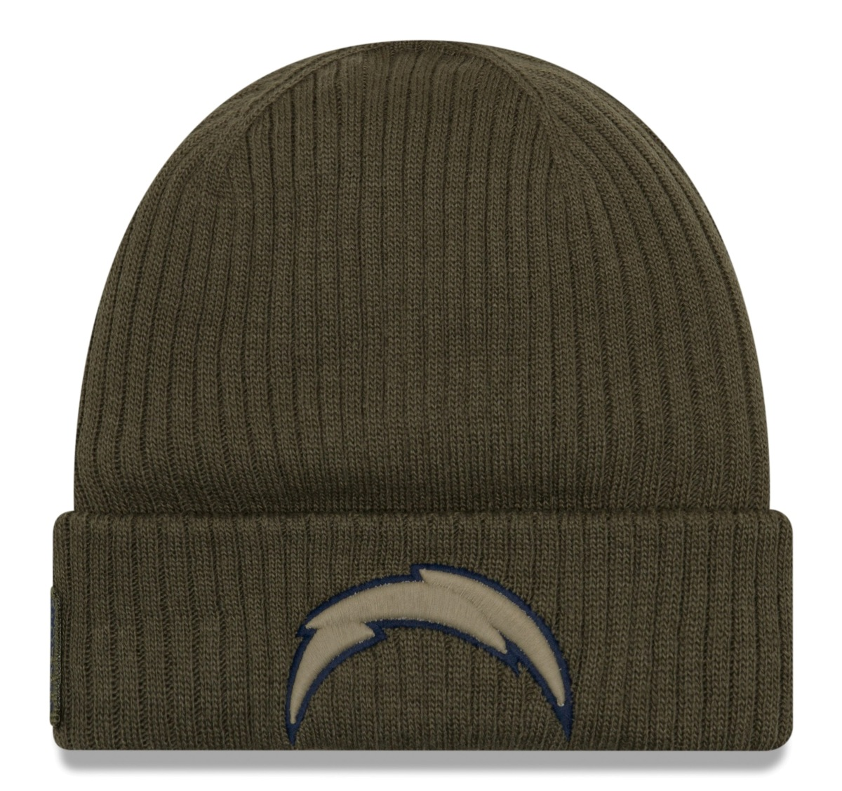 "Los Angeles Chargers New Era 2018 NFL Sideline ""Salute to Service"" Knit Hat"