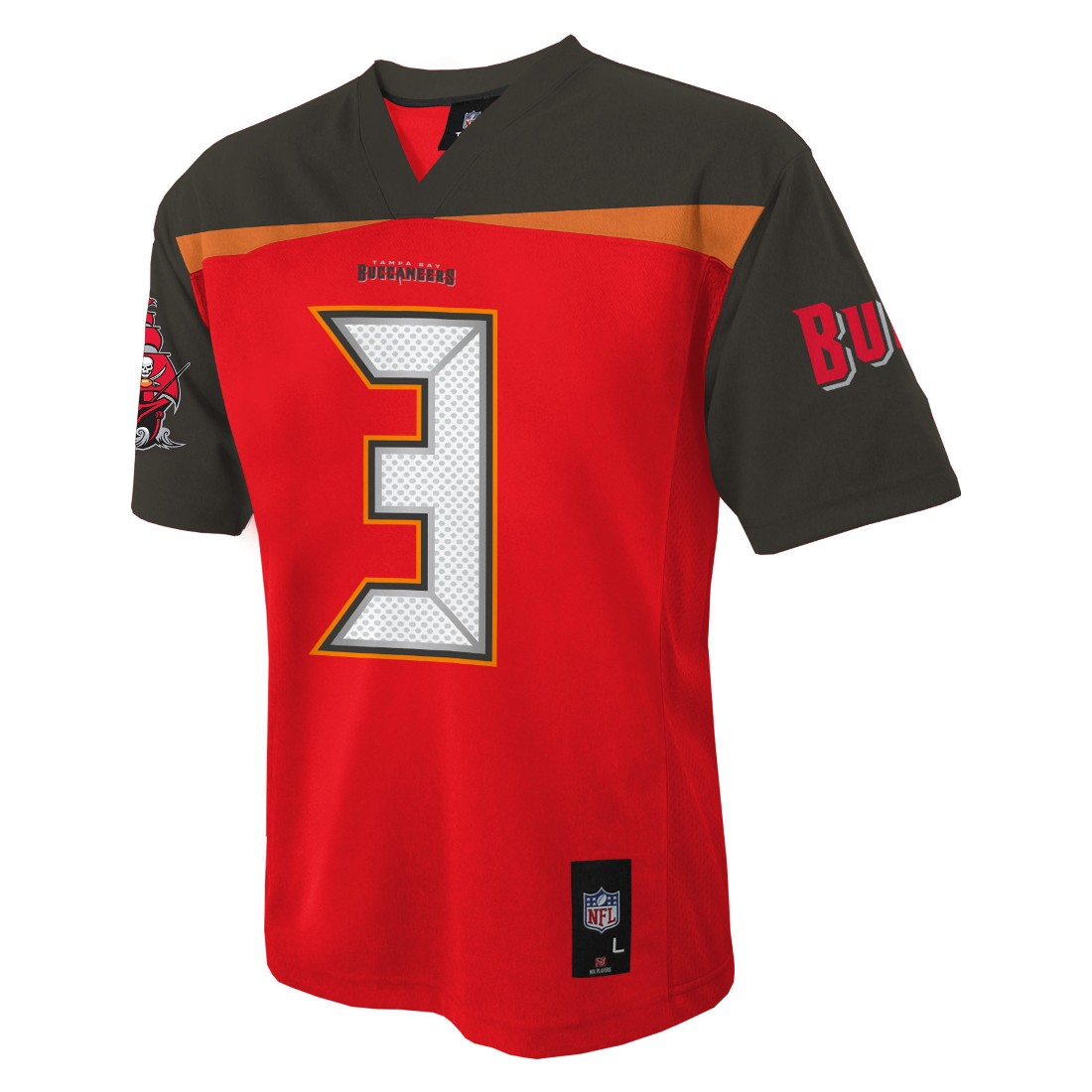 Jameis Winston Tampa Bay Buccaneers Youth NFL Mid Tier Replica Jersey