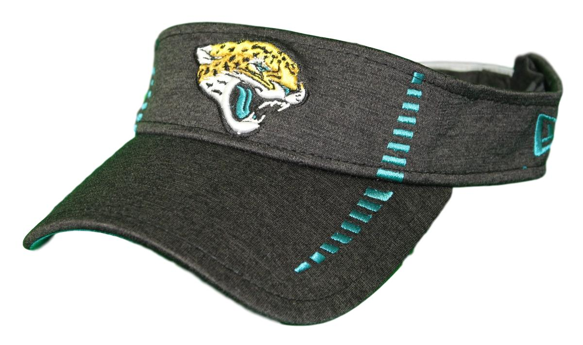 "Jacksonville Jaguars New Era NFL ""Shadow Speed"" Performance Adjustable Visor"
