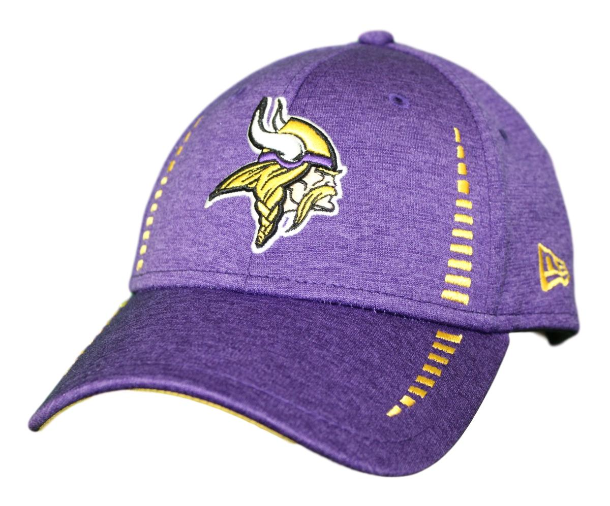 "Minnesota Vikings New Era 9Forty NFL ""Shadow Speed"" Performance Adjustable Hat"