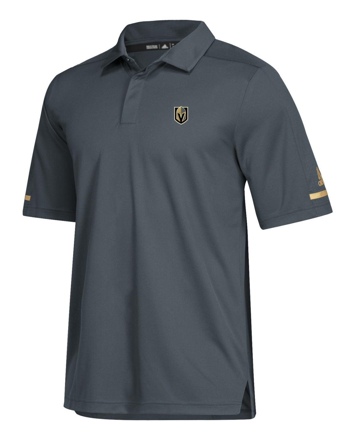 Las Vegas Golden Knights Adidas NHL Men's 2018 Authentic Game Day Polo Shirt