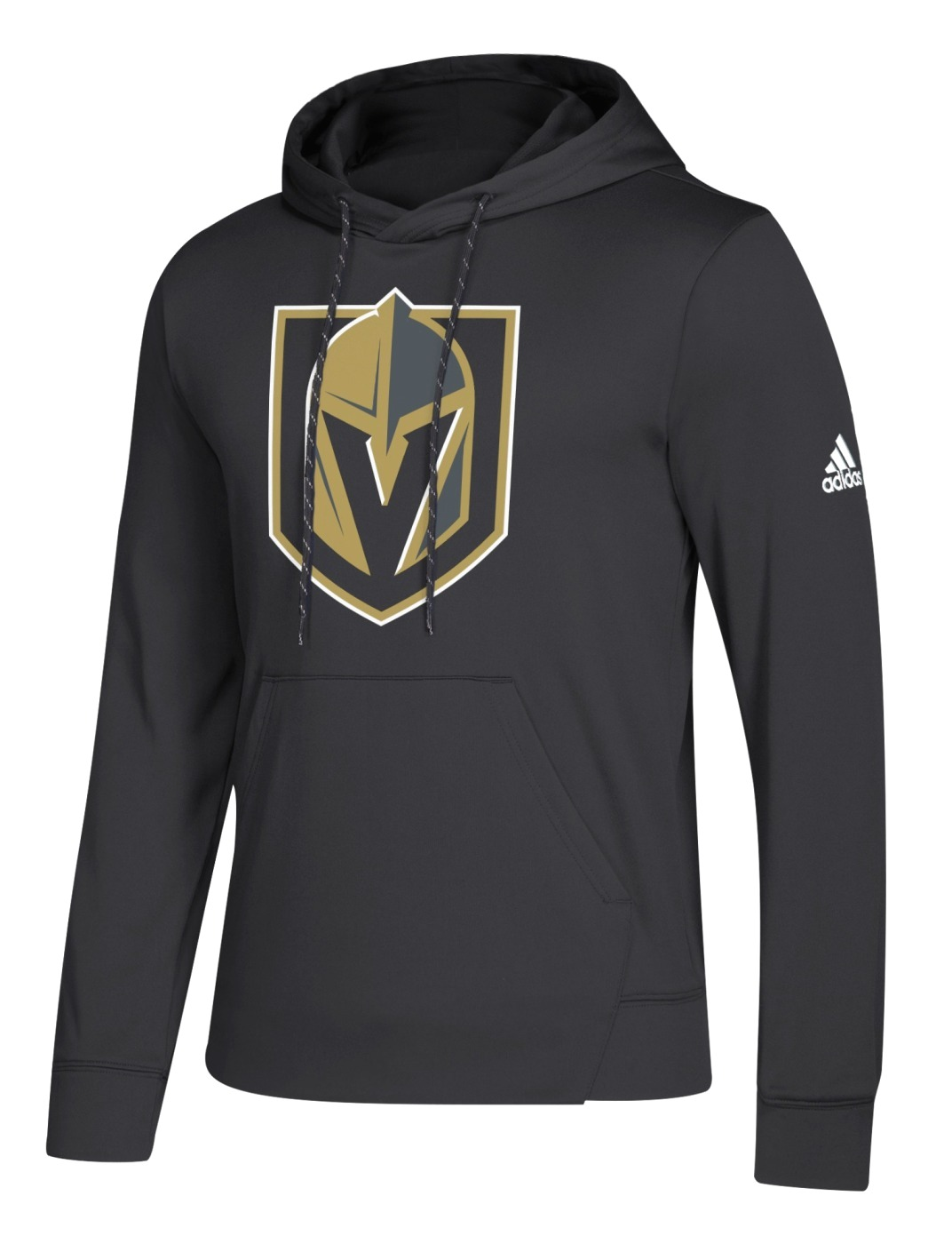 "Las Vegas Golden Knights Adidas NHL Men's ""Goalie"" Pullover Hooded Sweatshirt"