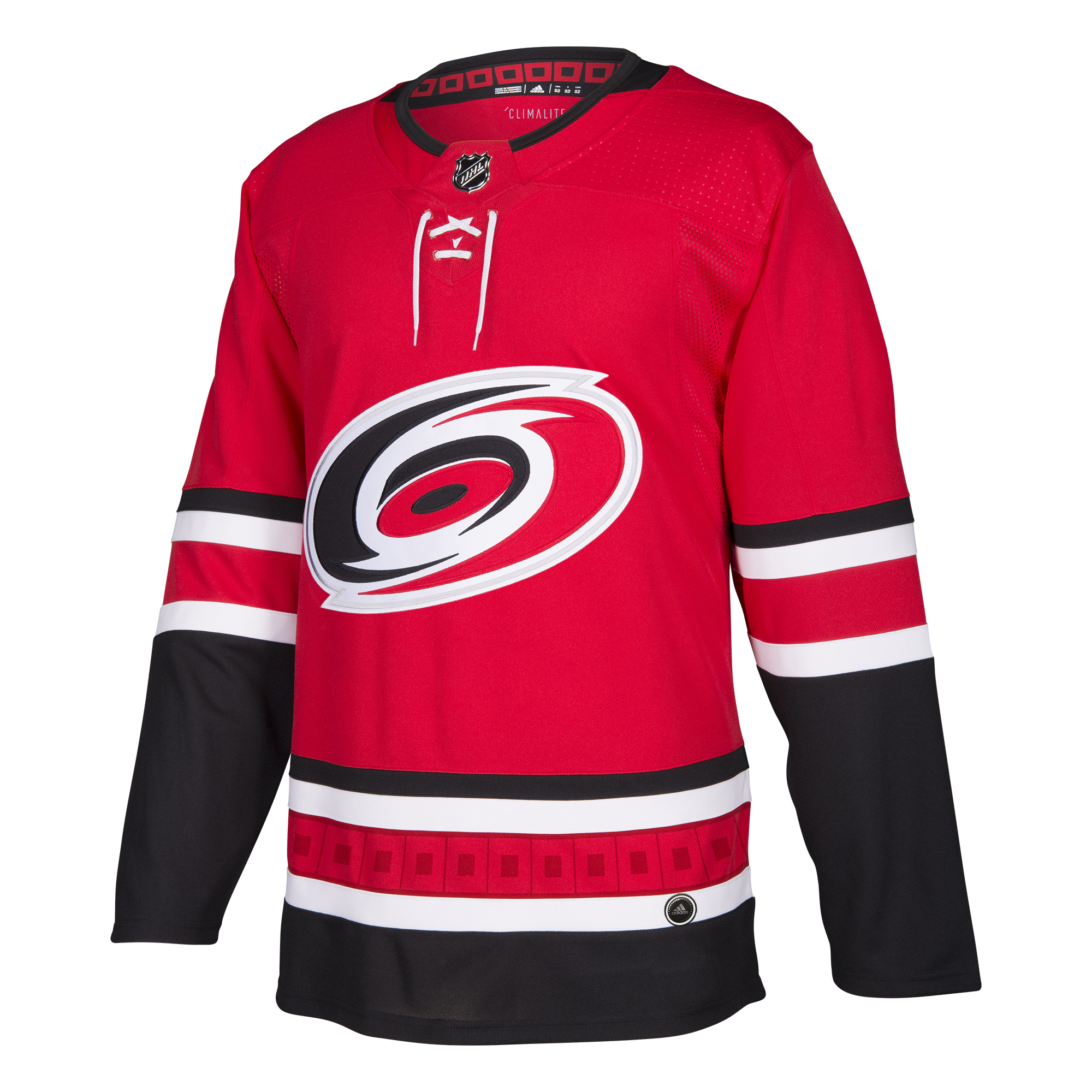 Carolina Hurricanes Adidas NHL Men's Climalite Authentic Team Hockey Jersey