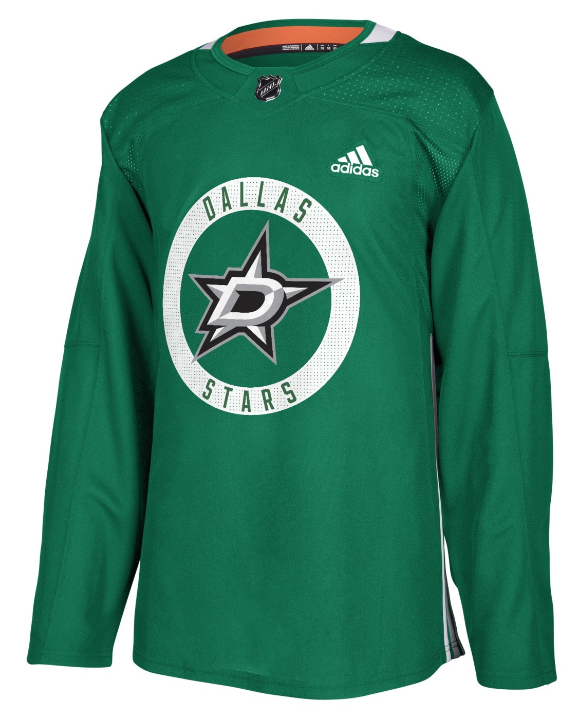 Dallas Stars Adidas NHL Men's Climalite Authentic Practice Jersey