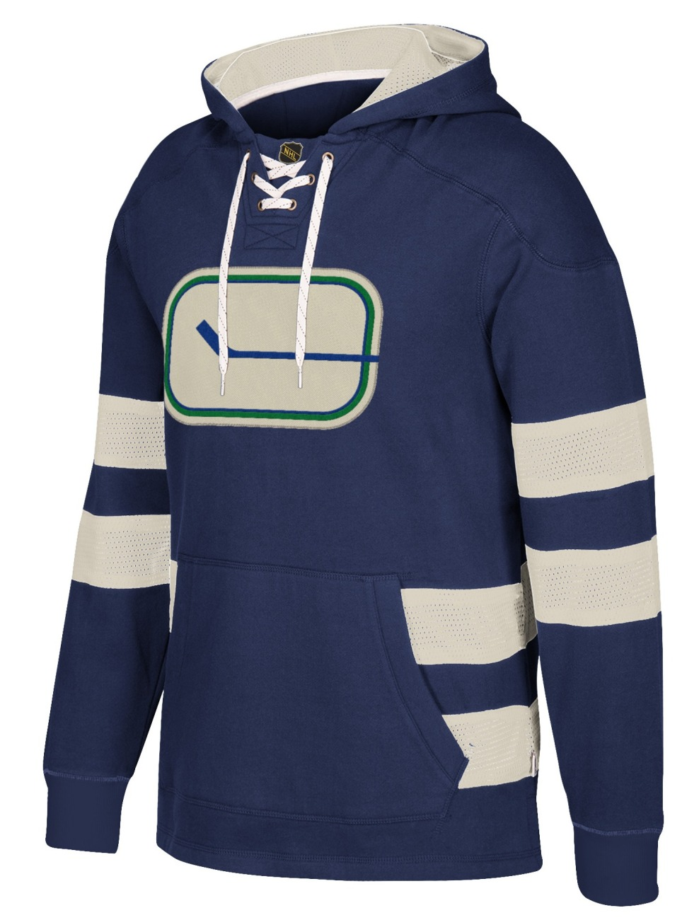"Vancouver Canucks CCM NHL ""Penalty Kill"" Men's Vintage Jersey Sweatshirt"