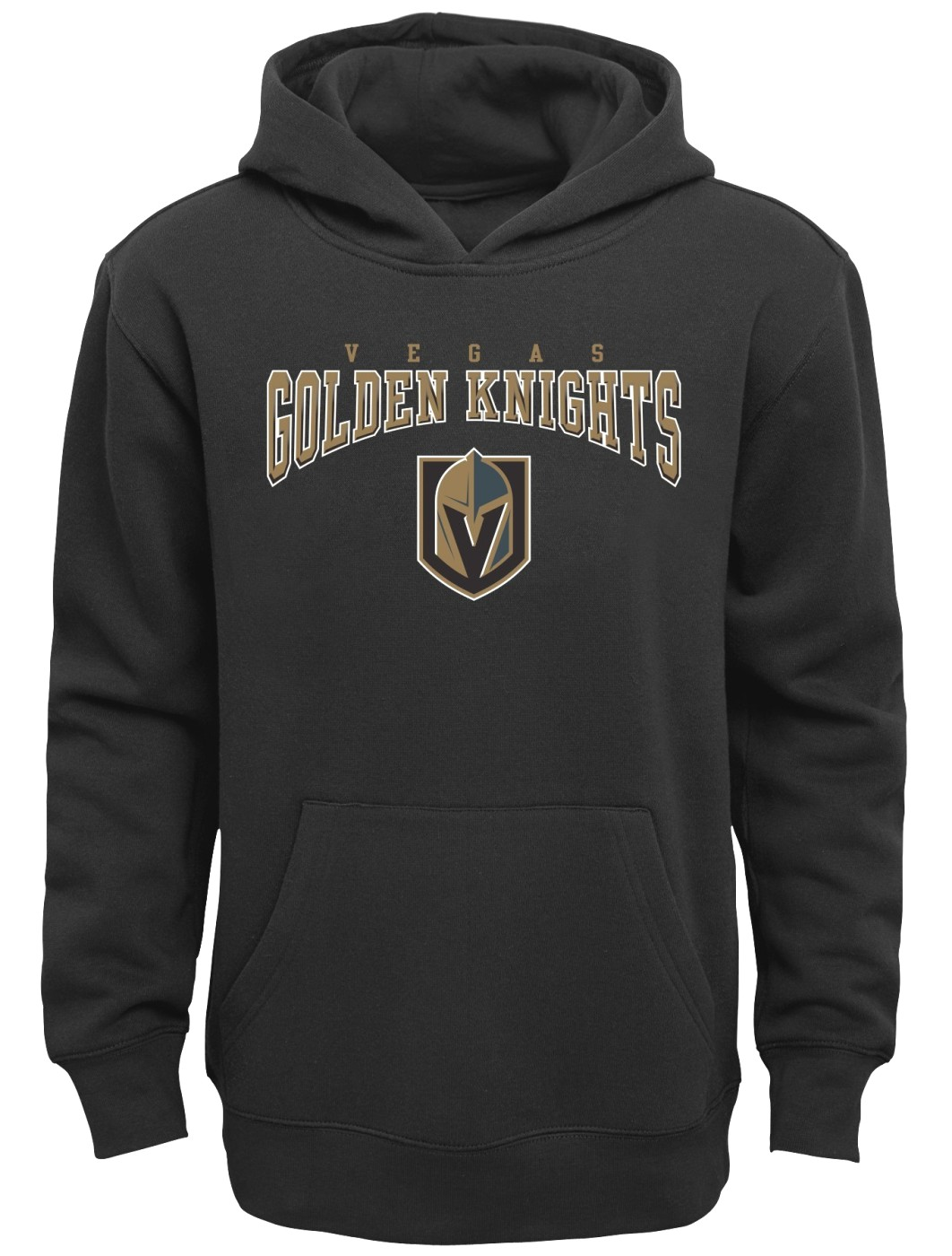 "Las Vegas Golden Knights Youth NHL ""Fadeout"" Pullover Hooded Sweatshirt"