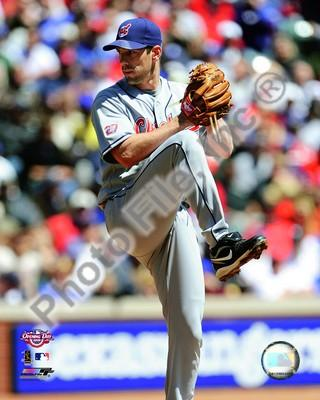 Cliff Lee Indians Pitching 2009 8x10 Photo