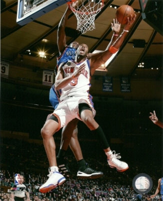 Stephon Marbury New York Knicks Color 8x10 Photo