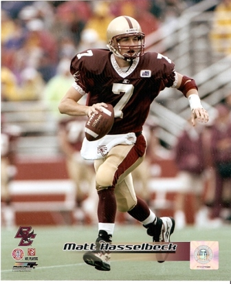 Matt Hasselbeck Boston College 8x10 Photo