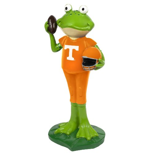 Tennessee Volunteers NCAA 12 Inch Frog Player Figurine