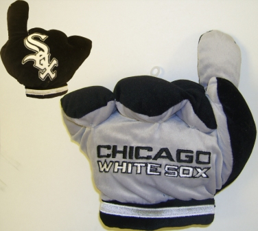 Chicago White Sox Officially Licensed Plush Fan Finger