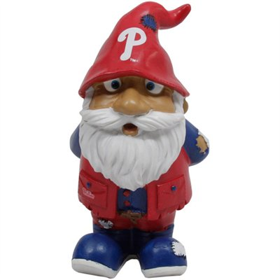 Philadelphia Phillies MLB 7'' Stumpy Garden Gnome